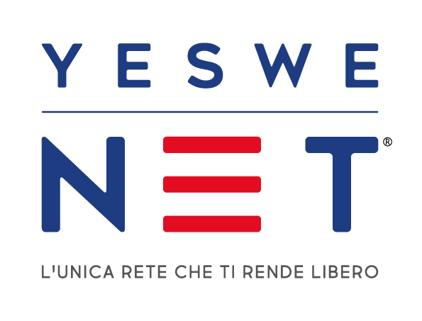 YesWeNet - L'unica Rete che ti rende Libero